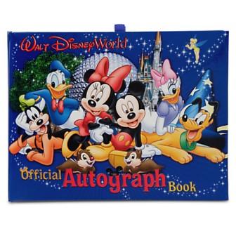 DisneyWorld_AutographBook