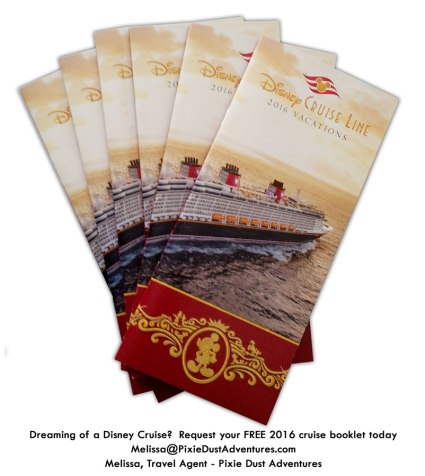 2016_Disney_Cruise_Brochures
